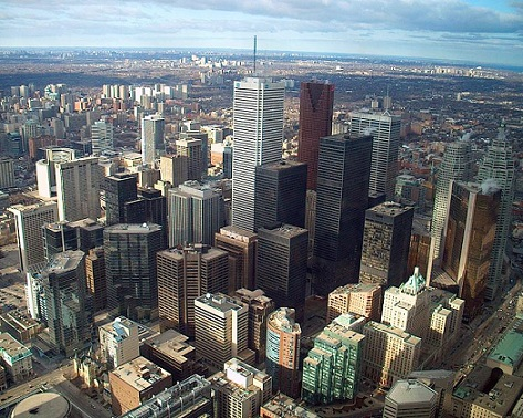 Top 5: Tallest Condos In Toronto