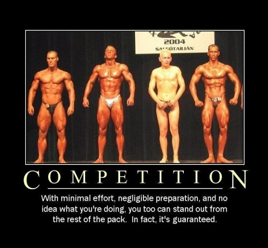 CompetitionDeMotivational