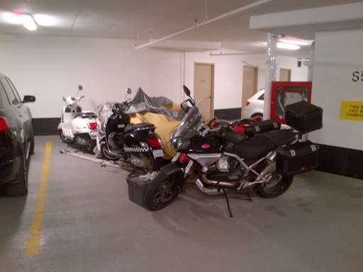 ParkingMotorcycles