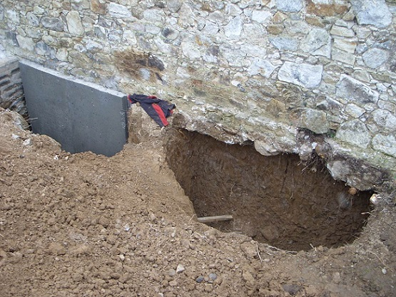 Adding Height To Your Basement: Underpinning or Benching? : Toronto Real Estate Property Sales ...