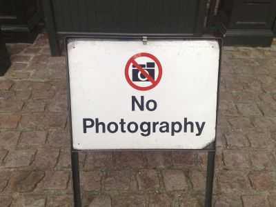 NoPhotography